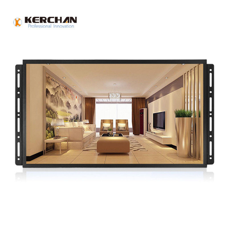 Indoor Digital Advertising Player , 32 Inch Wall Mount Lcd Display