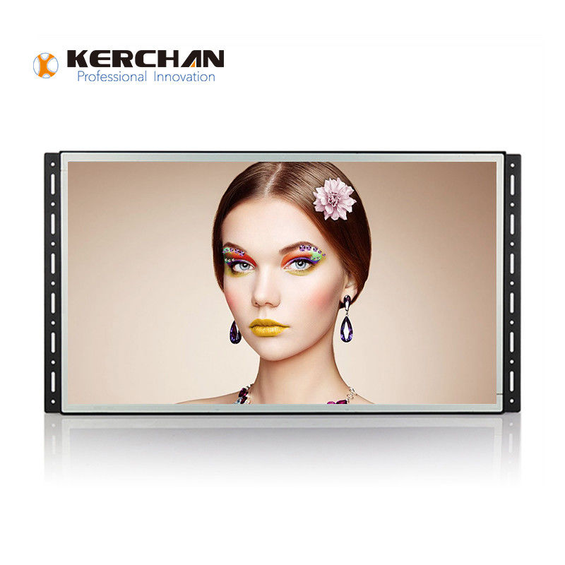 18.5 Inch Advertising Open Frame LCD Screen With 20000 Hours Long Using Life